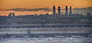 マドリード=バラハス空港、ヨーロッパのベスト5入り