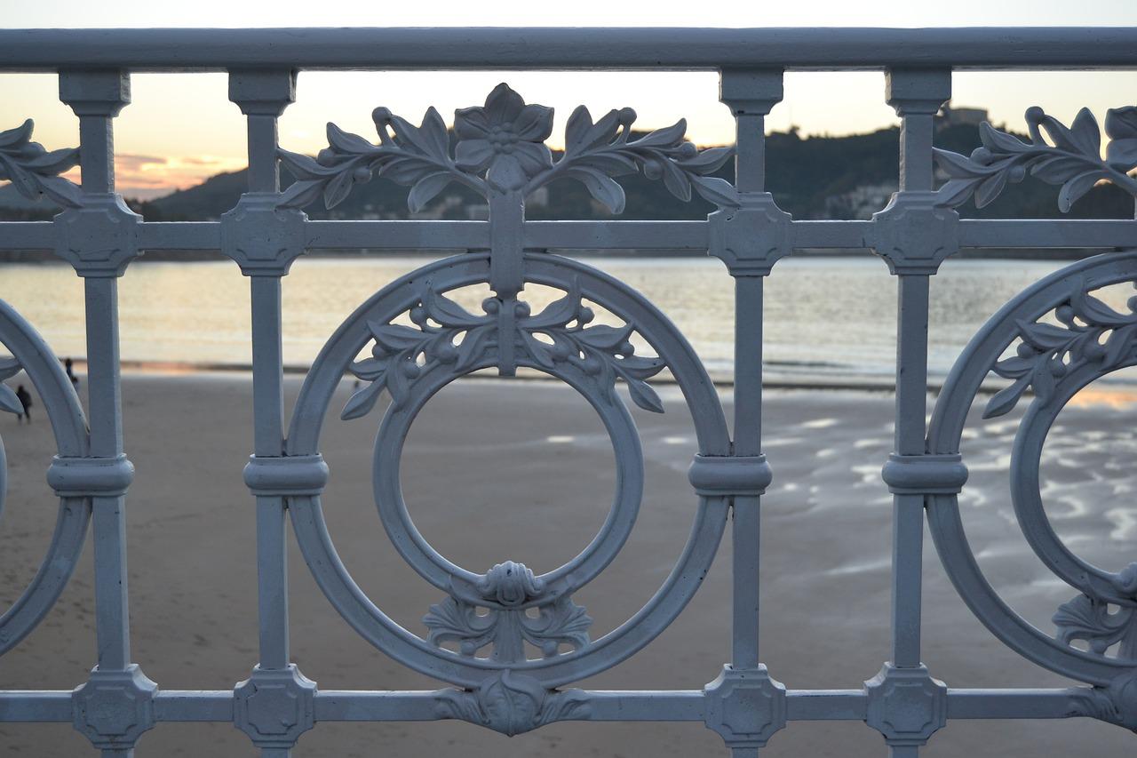 コンチャ海岸のシンボル