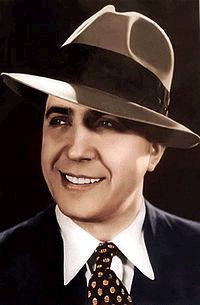 アルゼンチン伝説のタンゴ歌手カルロス・ガルデル