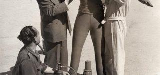 人類初の宇宙服を開発したスペイン人