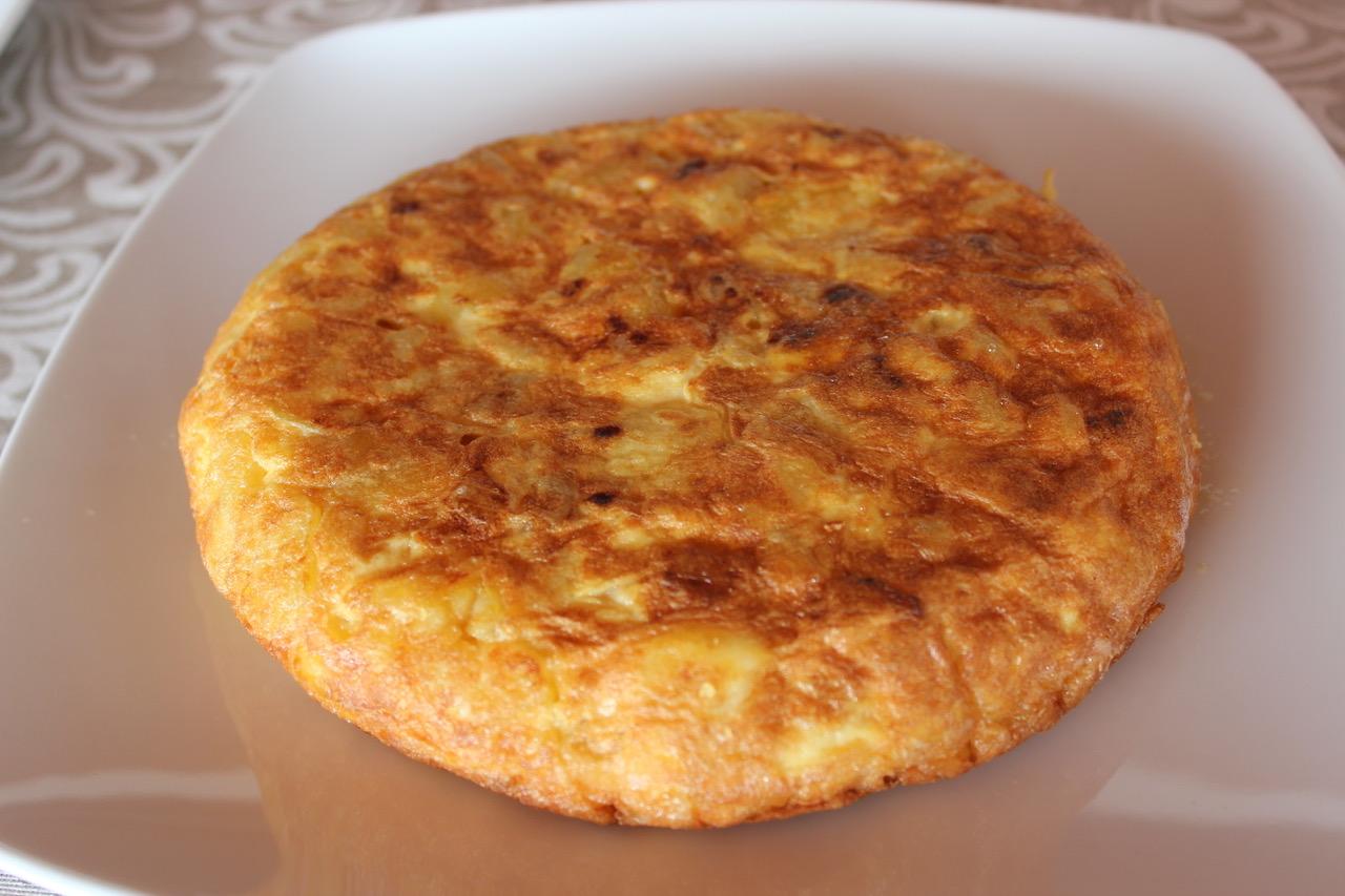 トルティージャ・デ・パタタのレシピ