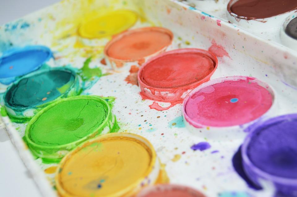 色を使った表現