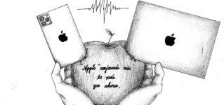 Anuncio de apple