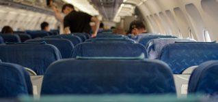 Aviones sin pasajeros