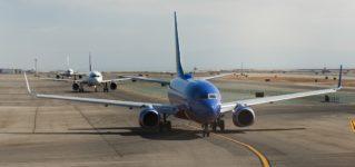 コロナウイルスの影響でスペインのテルエル空港が飛行機でいっぱいに!?