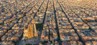 意外?!人口密集地が多いスペイン