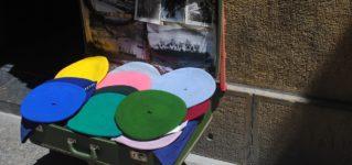 Boinas de colores