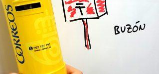スペインの黄色いポストの秘密