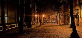 Las calles sin gente