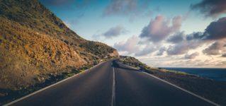 Viajar con un coche alquilado