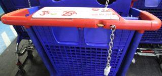 Los carritos de la compra en España