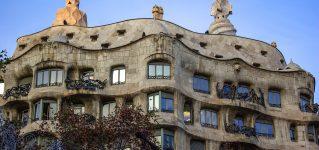住心地はいかが?-バルセロナのカサ・ミラ邸に住む女性のつぶやき
