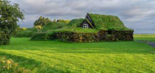 Me gustan las casas en el campo