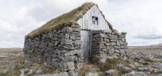 Casas de piedra en Japón
