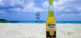 新型コロナウイルスの感染拡大がコロナビールの売上に影響!?