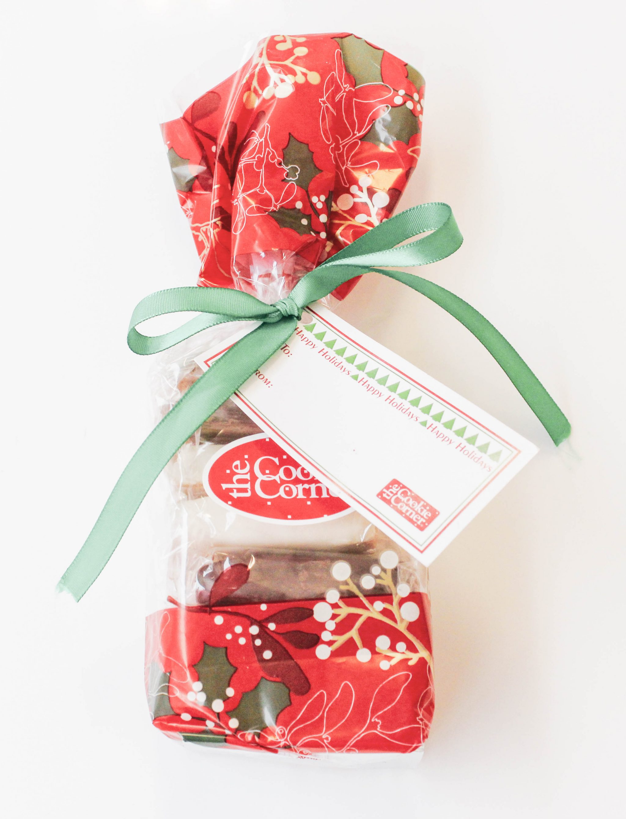 ¡Muchas gracias! 美味しいクリスマスのチョコ菓子・1