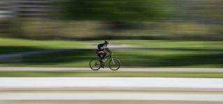 Velocidad en bicicleta
