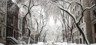 Pronóstico del tiempo: fuertes nevadas en todo Japón