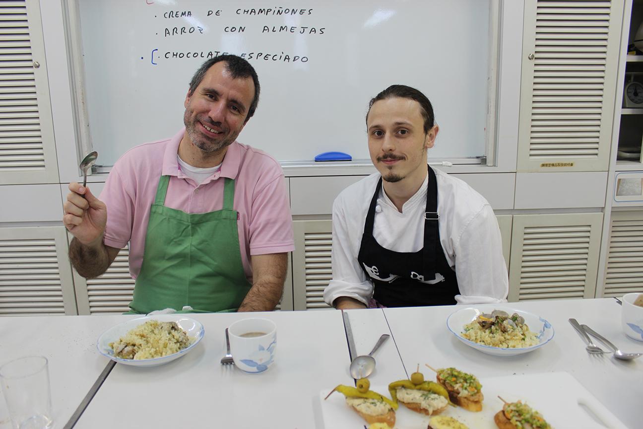 【11月18日】ミケルのスペイン料理会 / Clase de Cocina Española