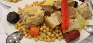 寒くなったら食べたくなるスペインの煮込み料理