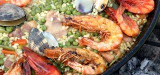 スペイン語の食べ物の名前