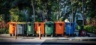 ¿Por qué en Osaka no hay contenedores para la basura?