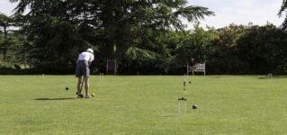 ¿Has jugado alguna vez al cróquet?