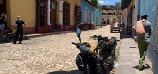旅先キューバから素敵な写真が届きました
