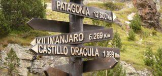 ¿A dónde quieres ir?
