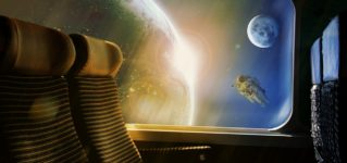 ¿Podremos viajar al espacio en tren?