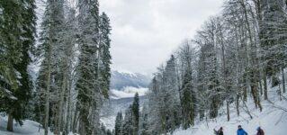 Esquiar en Nagano