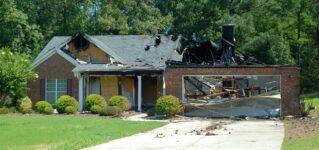 Cuando se quema tu casa