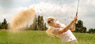 Golf, un deporte muy complicado