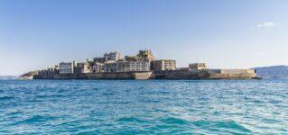 Hashima, isla que merece la pena visitar