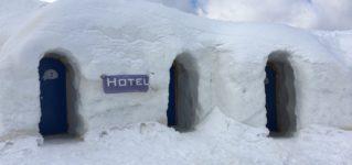 Si te gusta el frío, tienes que ir este hotel