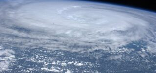Está viniendo un tifón