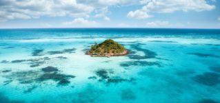 Vivir en una isla desierta
