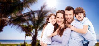 La familia ideal
