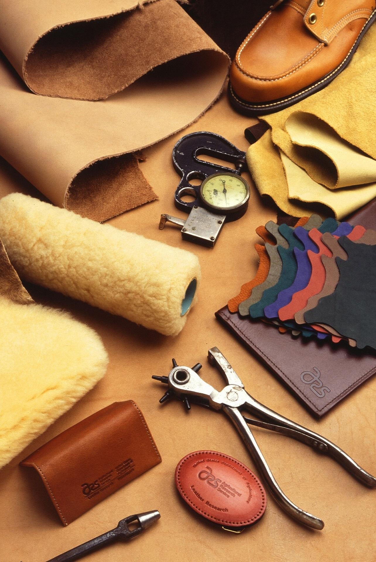 ウブリケの皮革産業