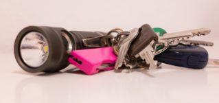¿Cuántas llaves llevas en el llavero?