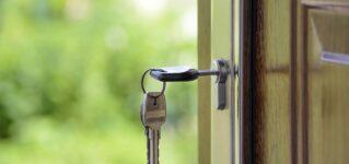 Muchas puertas ya no tienes llaves