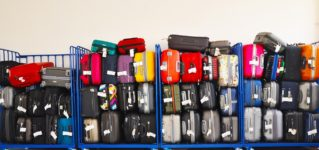 空港でスーツケース紛失に合わないための3つのポイント!