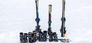 ¿Qué se necesita para esquiar?