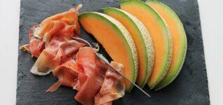 Hoy melón con jamón