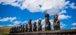 モアイ像は土地の肥沃さを生み出す存在だった?