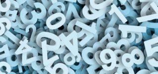 スペイン語のいろいろな数の読み方(整数、小数、分数)