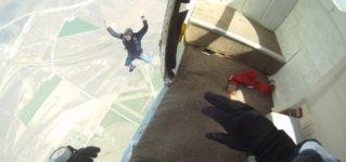 ¿Has hecho paracaidismo alguna vez?