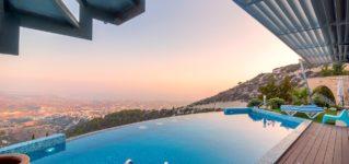 ムルシアにスペイン最大の空中プールが出現