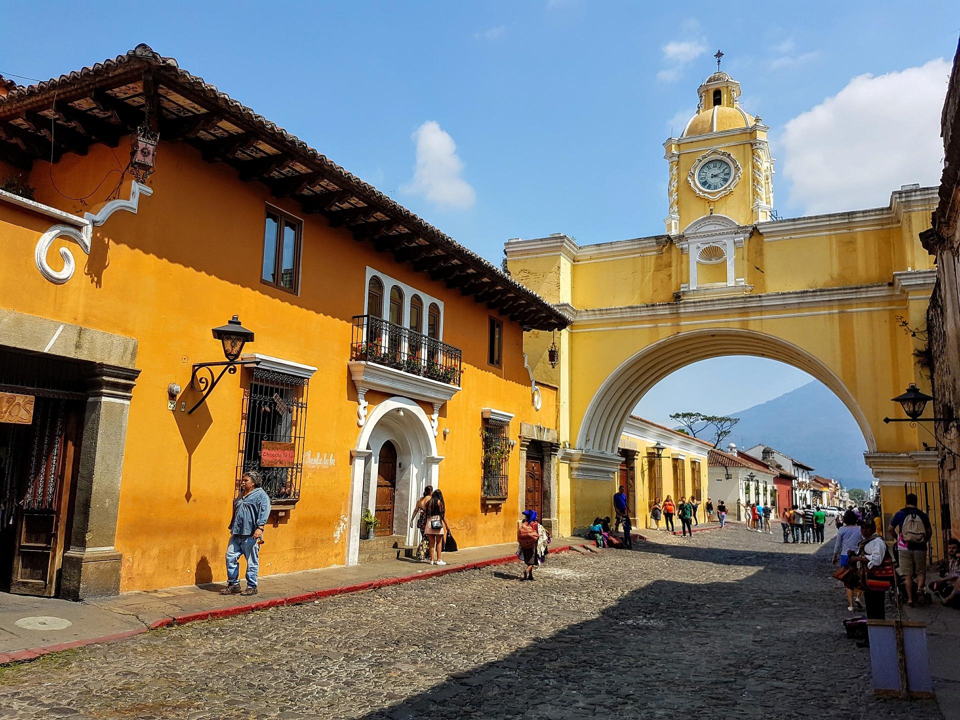 おすすめの留学先・グアテマラ