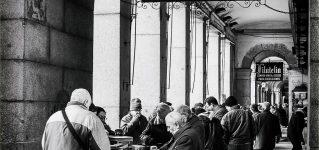 マドリードのプラサ・マヨールの歴史